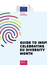 Guide to inspire celebrating EU Diversity Month