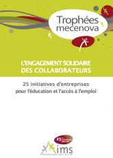 L'engagement solidaire des collaborateurs : 25 initiatives d'entreprises pour l'éducation et l'accès à l'emploi