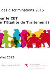 Observatoire des discriminations Centre pour l'Egalité de Traitement