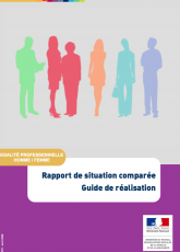 Egalité professionnelle hommes-femmes, Rapport de situation comparée : Guide de réalisation