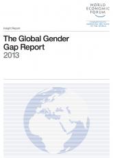 The Global Gender Gap, Report 2013