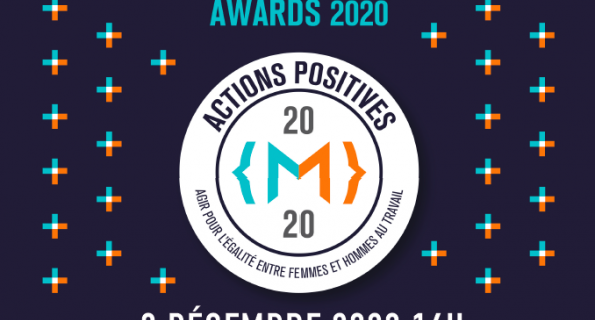 """Actions Positives"": the award ceremony will take place on December 9th!"