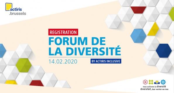 Forum de la Diversité à Bruxelles