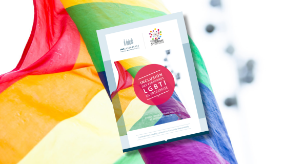 "Release of the first best practices guide ""LGBTI inclusion in the workplace"""
