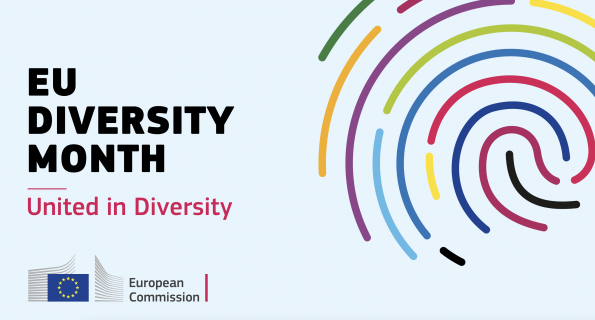 This year, for once, the Diversity Day will become part of the EU Diversity Month!